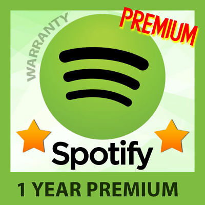 🔥DISCOUNTED🔥 Spotify PREMIUM - YOUR OWN PRIVATE ACCOUNT - 1 YEAR + WARRANTY