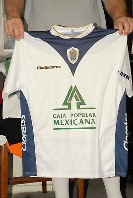 93e8f812661 San Luis Futbol Club Soccer Jersey Mexico Mexican Soccer Team Xl Stitched  Patch