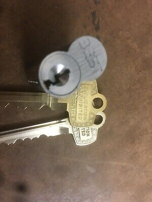Best Original SFIC 7 pin cylinder 626  Core with Keys