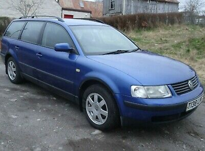 1999 Volkswagen Passat 1.9 Tdi Se Estate Diesel *no Reserve Auction* Well Kept