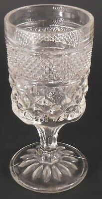 """Anchor Hocking Wexford JUICE WINE Glass 5 3/8"""" 6 oz Replacement Single Glass"""