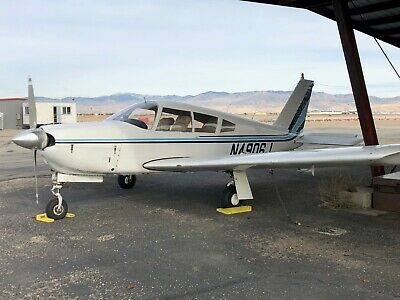 1968 Piper Arrow N4906J