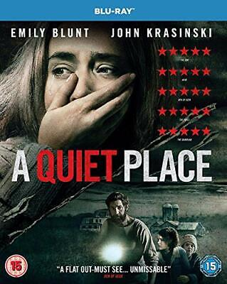 A Quiet Place (Blu-Ray) [2018] [Region Free] - DVD  5RVG The Cheap Fast Free