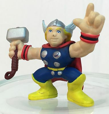 Marvel Super Hero Squad RAGNAROK THOR from Toys R Us Exclusive Avengers Face Off