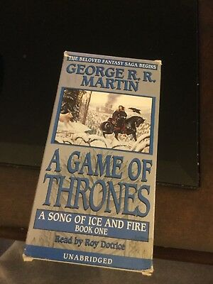 Song of Ice and Fire: A Game of Thrones Bk. 1 by George R. R. Martin (2004,...