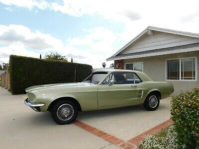 1967 Ford Mustang 2 door sport coupe 1967 MUSTANG SPORT COUPE...WOW ..NO RESERVE