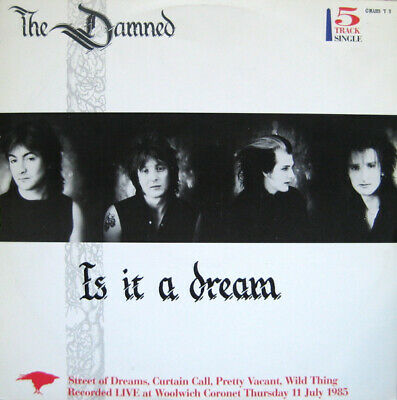 "Damned, The - Is It A Dream, 7"", (Vinyl)"