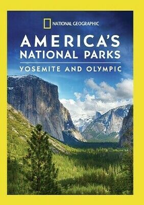 America's National Parks: Yosemite And Olympic [New DVD] Manufactured On Deman