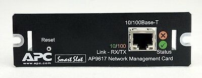 APC AP9617 UPS Management Card #YH-53