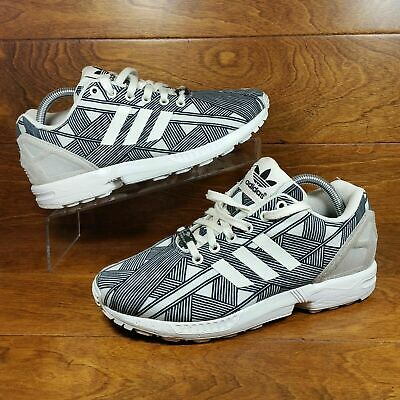 the best attitude 3d92f 64d30 ADIDAS ZX Flux (Women s Size 8) Running Sneakers B25482 torsion zx boost NMD