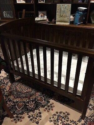Boori Country Collection Cot - Good Used Condition With Mattress