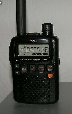 ICOM IC R5 scanner receiver - used