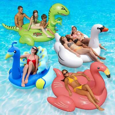 SWIMLINE ANIMAL KINGDOM Extra Large Swimming Pool Floats ...