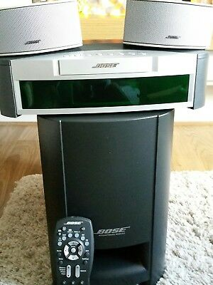 Bose 321 Gs Series I Home Theater System Excellent Condition.