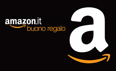 Buono Voucher Amazon Gift Card Da 8  10  20  25  50€ Euro
