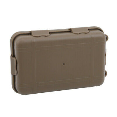 Shockproof Waterproof Airtight Survival Storage Case Container Portable Box 6A