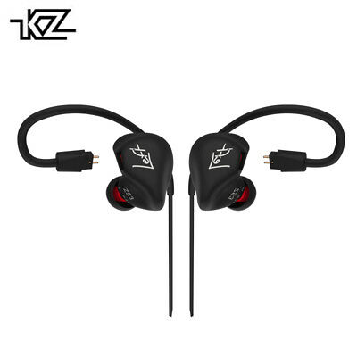 KZ ZS3 Ergonomic Detachable Cable Earphone In Ear Audio Noise Isolating Earbuds