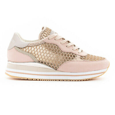 Crime London Sneakers DYNAMIC in pelle bronzo Scarpe