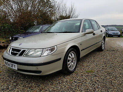 2004 saab 95 Linear 2.0 Turbo