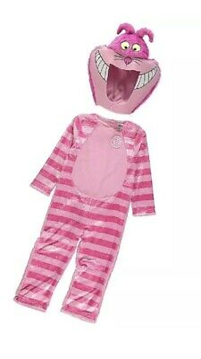 Cheshire Cat Costume Age 6-8