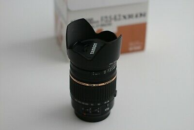 Canon EF Mount Tamron Lens IS AF 28-300mm f/3.5-6.3 XR Di LD Macro A20E ZOOM VC