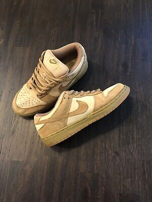 online retailer 18133 70a7d Nike SB Dunk Low Reese Forbes Wheat