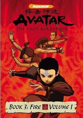 Avatar The Last Airbender - Book 3 - Fire - Vo Nuovo DVD