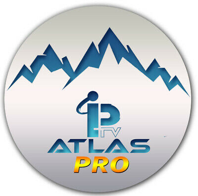 Atlas Pro IPTV Subscription For 12 Month Compatible with most platforms