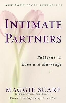 NEW Intimate Partners By Maggie Scarf Paperback Free Shipping