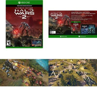 HALO WARS 2 - Ultimate Edition Xbox One [Brand New] - $14 60