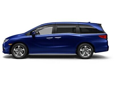 2019 Honda Odyssey Touring Automatic Touring Automatic New 4 dr Van Automatic Gasoline 3.5L V6 Cyl Deep Scarlet Pearl