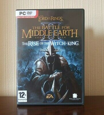 TLOTR: The Battle for Middle-Earth II - The Rise of the Witch-King (PC DVD) - GC