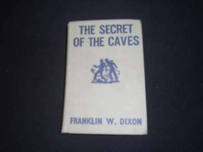 The Secret Of The Caves (Hardy Boys M, Dixon,Franklin, 1953, Harold Hil, Accept