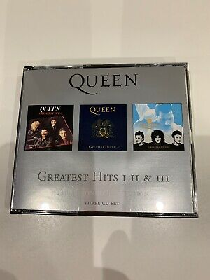 Queen - The Platinum Collection - Greatest Hits 1 2 & 3 - 3 Disc Box Set