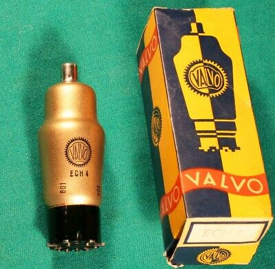 Valvola radio nuova tipo ECH4 VALVO tube röhre tested good