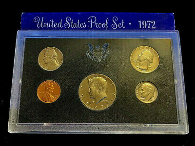 1972 S United States Proof Set Uncirculated