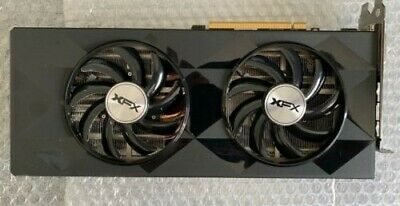 XFX R9-390 AMD Radeon R9 390 8GB GDDR5 PCI Express 3 0 Graphics Video Card