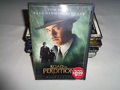 Road To Perdition - Widescreen DVD (2003)