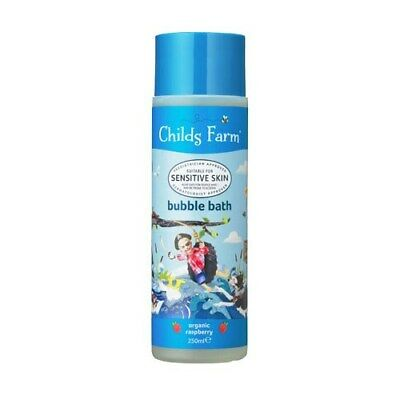 Childs Farm Raspberry Bubble Bath 250ml