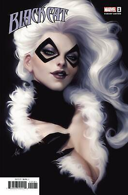 Black Cat #1 Artgerm Variant 6 5 2019