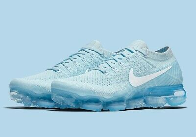 Original Authentic New Men's Nike Air VaporMax Be True Flyknit Running Shoes