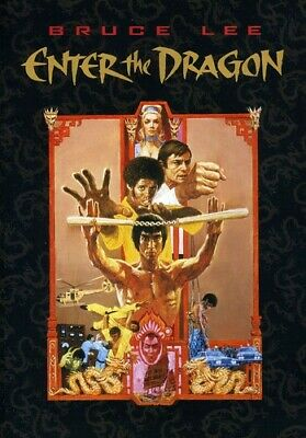 Enter the Dragon [New DVD] Ac-3/Dolby Digital, Dolby, Eco Amaray Case, Repacka
