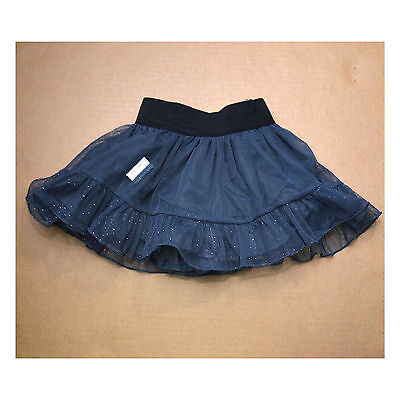 Girls CK Calvin Klein Tutu Skirt Black ruffled Glitter Size 18 Months Cute 18M