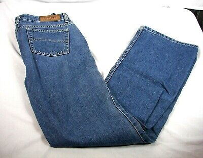 3aa616030264 Tommy Hilfiger Tommy Jeans Womens Size 7 Button Fly Blue Jeans Casual Pants