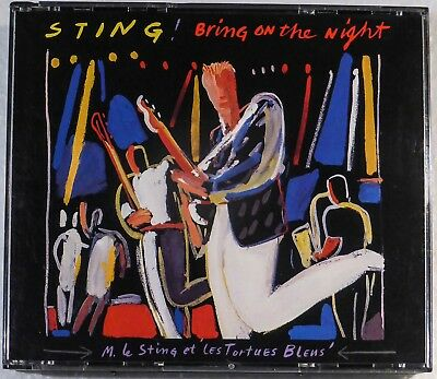 Sting - Bring on the Night  (1986) (2 discs)