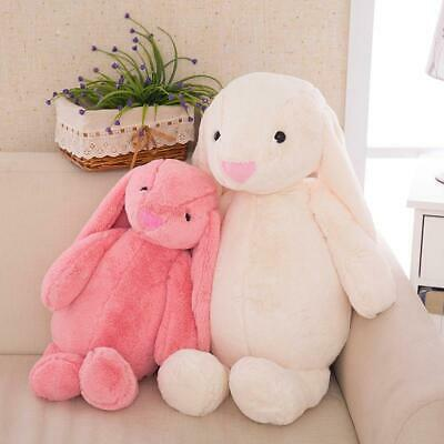 Cute Rabbit Plush Stuffed Doll Soft Kids Animals Toy Toys Home Decor Gift 30CM