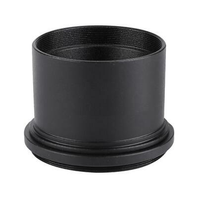 "2"" to M48*0.75 Astronomic Telescope Eyepiece Lens Adapter Ring Alloy"