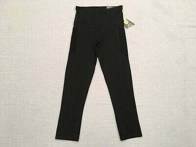 e3b149976c3a46 CHAMPION Women's Black C9 Embrace Duo Dry Tight Trainer Athletic Pants, Size  XS