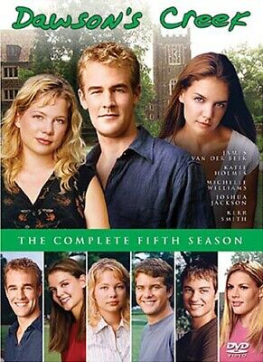 Dawson S Creek - The Complete Fifth (5) Stagione Nuovo DVD