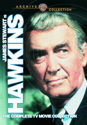 Hawkins: The Complete TV Movie Collection [3 Discs] (REGION 0 DVD New) DVD-R